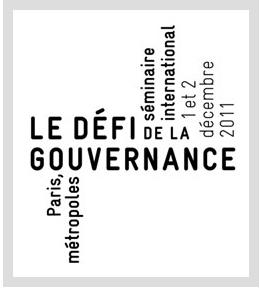 defi gouvernance, janv. 2012