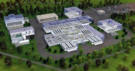 Data center magny, août 2011